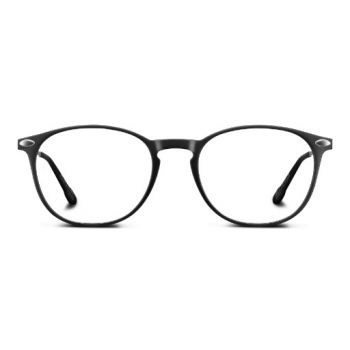 Nooz Alba Black ready reader with Blue Light protection