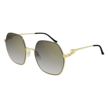 Cartier - CT0267S 001 size - 58