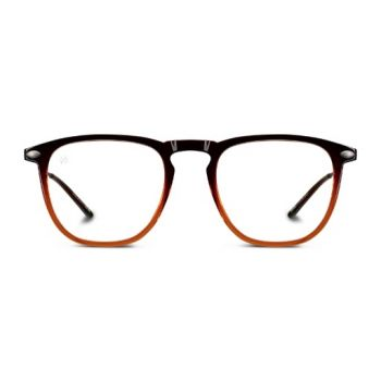 NOOZ DINO Brown Bronze Ready Reader with Blue Light protection
